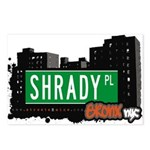 Shrady Pl Postcards (Package of 8)