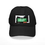 Shrady Pl Black Cap