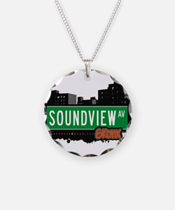 Soundview Ave Necklace