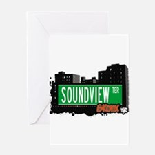 SOUNDVIEW TER Greeting Card