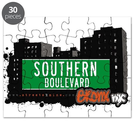 Southern Blvd Puzzle