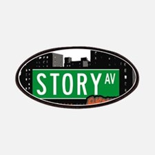 Story Ave Patches