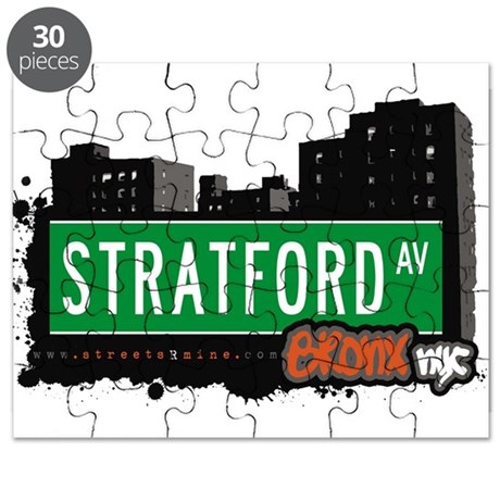 Stratford Ave Puzzle
