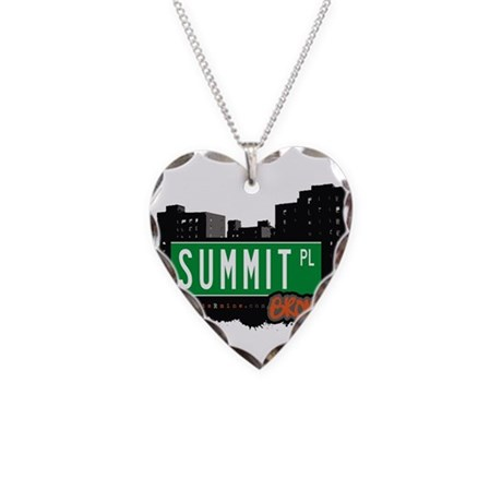 Summit Pl Necklace Heart Charm