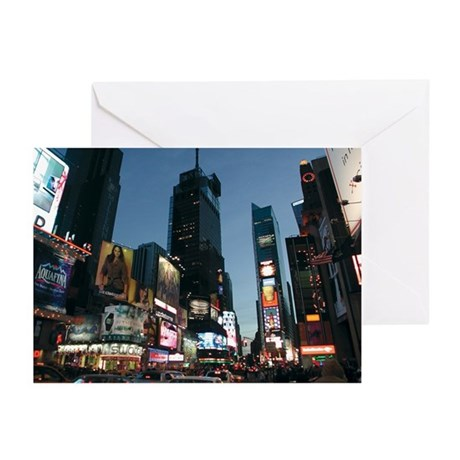 New York Times Square Greeting Cards (Pk of 10