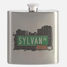 Sylvan Ave Flask