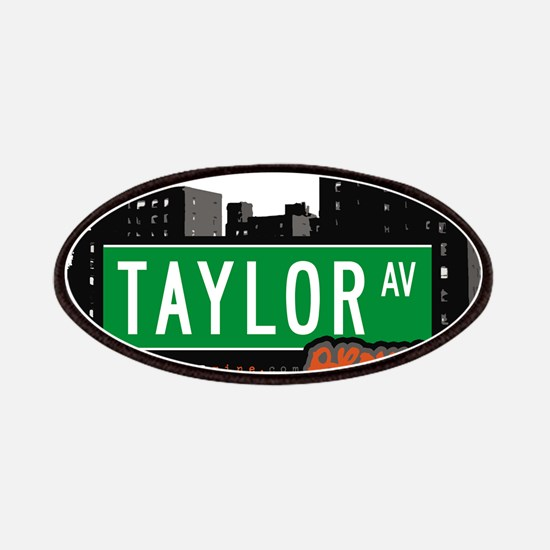 Taylor Ave Patches