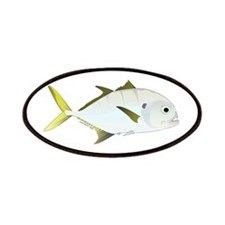 Crevalle Jack f Patches
