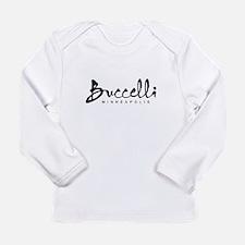 Buccelli Minneapolis Script Long Sleeve T-Shirt