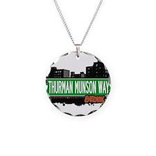 THURMAN MUNSON WAY Necklace