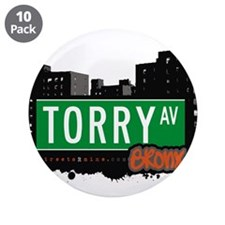 "Torry Ave 3.5"" Button (10 pack)"