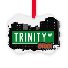 Trinity Ave Ornament