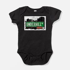 Underhill Ave Baby Bodysuit