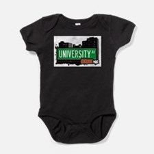 University Ave Baby Bodysuit