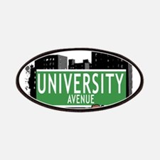 University Ave Patches
