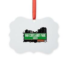 VAN CORTLANDT PARK S Ornament