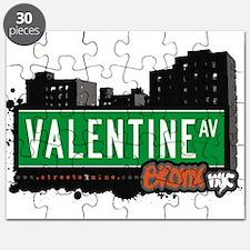 Valentine Ave Puzzle