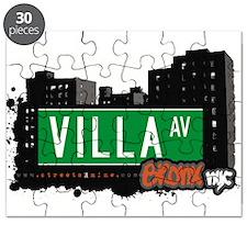 Villa Ave Puzzle