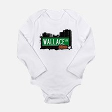 Wallace Ave Long Sleeve Infant Bodysuit