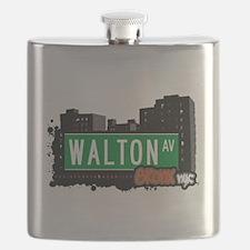 Walton Ave Flask