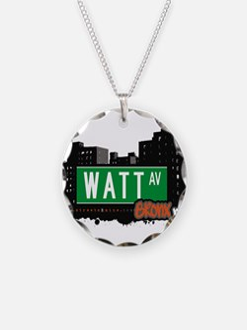 Watt Ave Necklace
