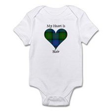 Heart - Blair Infant Bodysuit