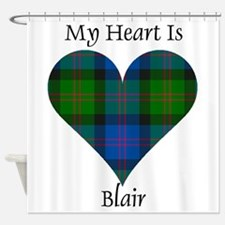 Heart - Blair Shower Curtain