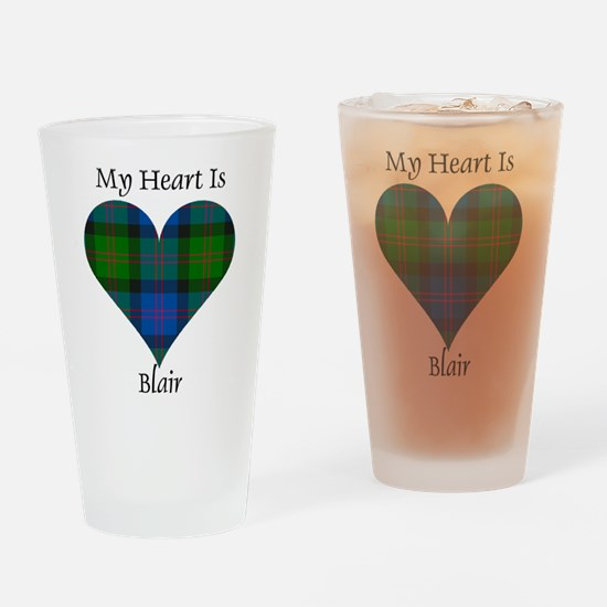 Heart - Blair Drinking Glass