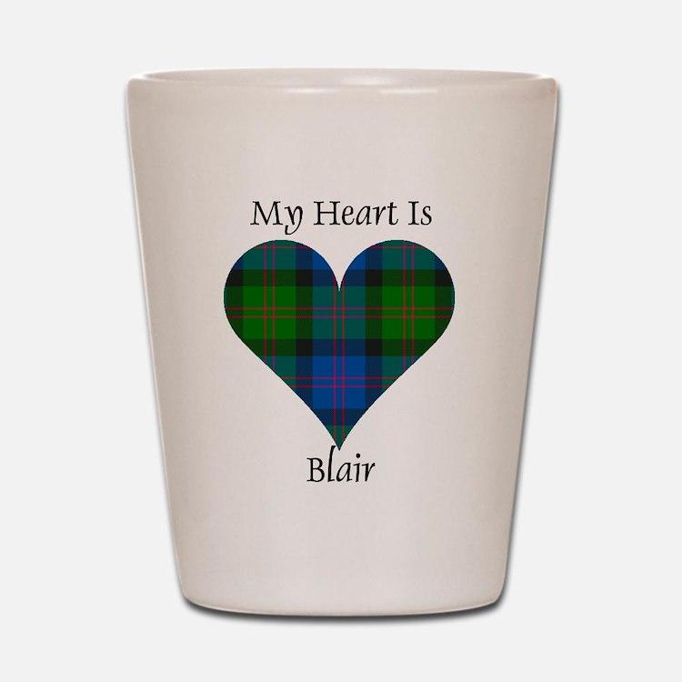 Heart - Blair Shot Glass