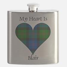 Heart - Blair Flask