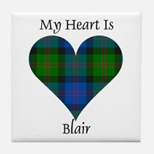 Heart - Blair Tile Coaster
