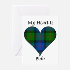 Heart - Blair Greeting Card