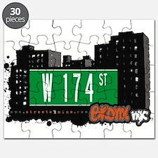 W 174 ST Puzzle