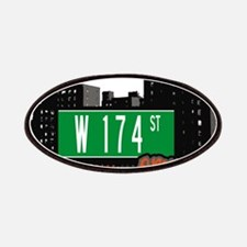 W 174 ST Patches