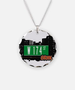 W 174 ST Necklace