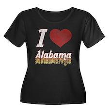 I Love Alabama (Vintage) T