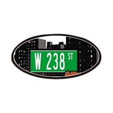 W 238 ST Patches