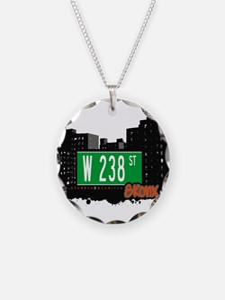 W 238 ST Necklace