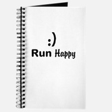 Run Happy Running Journal