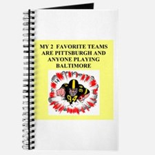 steeler gifts and t-shirts Journal