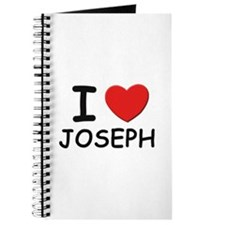 I love joseph Journal