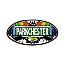 Parkchester Bronx NYC (White) Patches