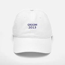 GROOM 2013-2 Baseball Baseball Baseball Cap