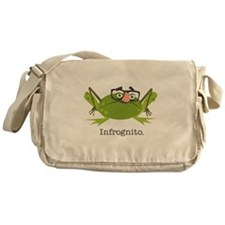 Infrognito Messenger Bag