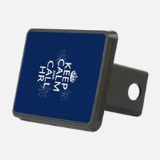 Keep Calm and Call H.R. Hitch Cover