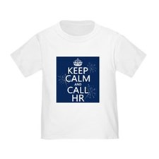 Keep Calm and Call H.R. T
