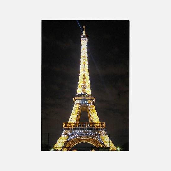 Eiffel Tower Light Show Magnet