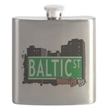 Baltic street, BROOKLYN, NYC Flask