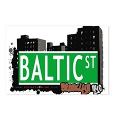 Baltic street, BROOKLYN, NYC Postcards (Package of