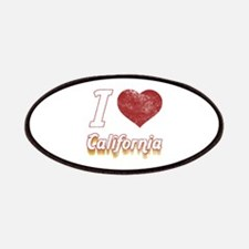 I Love California (Vintage) Patches
